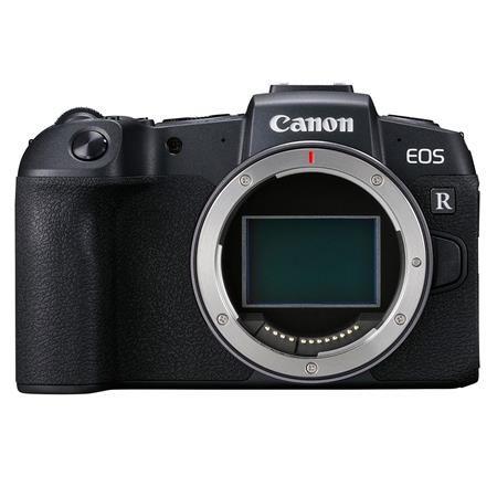 Câmera Canon EOS RP Corpo + Adaptador