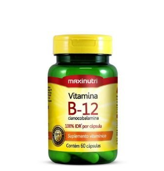VITAMINA B12 60 Cáp 450 mg