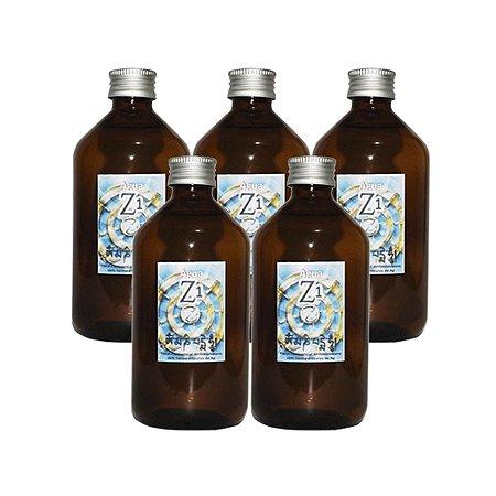 Prata Coloidal - KIT 5 frascos