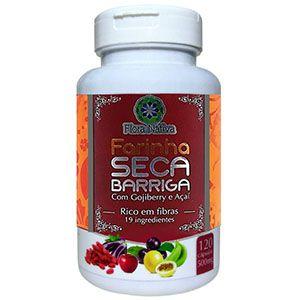 Seca Barriga (Novo) - 120 Cáp 500 mg