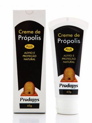 CREME DE PRÓPOLIS - 65g
