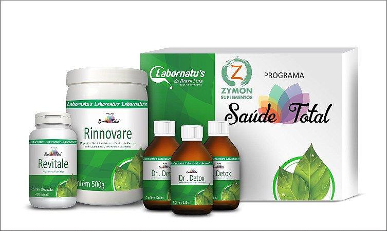 Kit Saúde Total |30 dias de tratamento