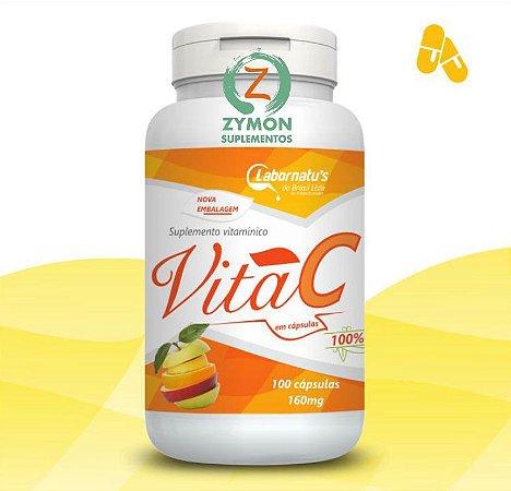 Vitamina C - 100 Cáp 140 mg