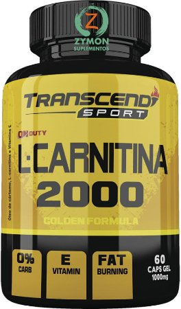 L CARNITINA 2000 (Golden Fórmula)