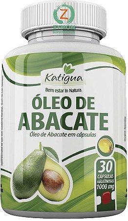 Óleo de Abacate