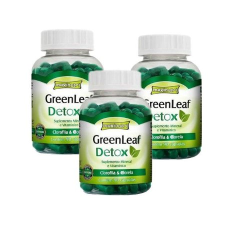 KIT GREEN LEAF DETOX