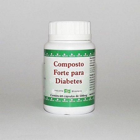 Composto Forte para Diabetes