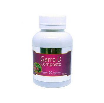 Garra D Composto - 90 Cáp 500 mg