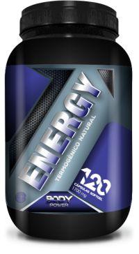 ENERGY - c/120 CÁPSULAS - BODY POWER