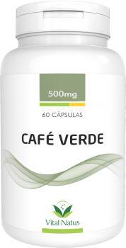 CAFÉ VERDE 500mg - 60 CÁPSULAS