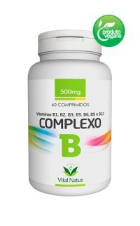 COMPLEXO B 500mg CAPSULA SOFGEL