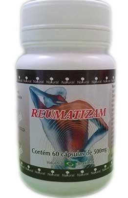 Reumatizam - 60 Cáp 500 mg