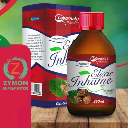 Elixir de Inhame - 250 ml