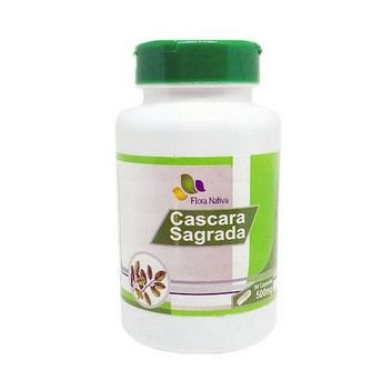 Cáscara Sagrada - 90 Cáp  500 mg