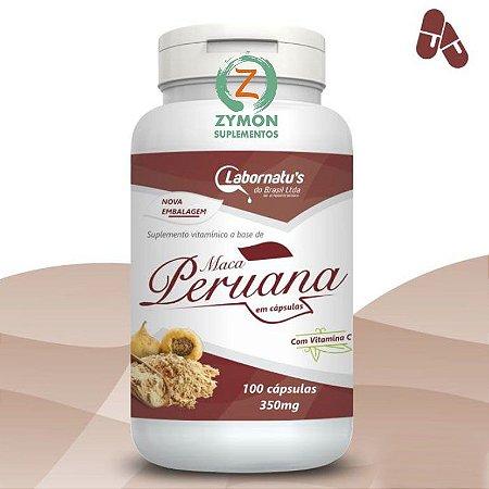 Maca Peruana - 100 Cáp - 350 mg