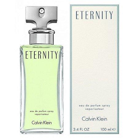 0cc8136eca6bb Perfume Eternity Calvin Klein Eau de Parfum Feminino - Perfumes e ...