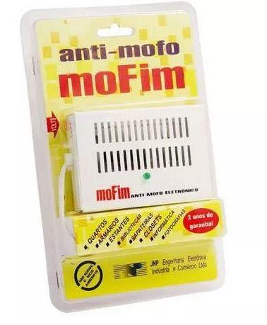 Mofim - Anti mofo eletrônico - Anti Acaro - Sem Refil