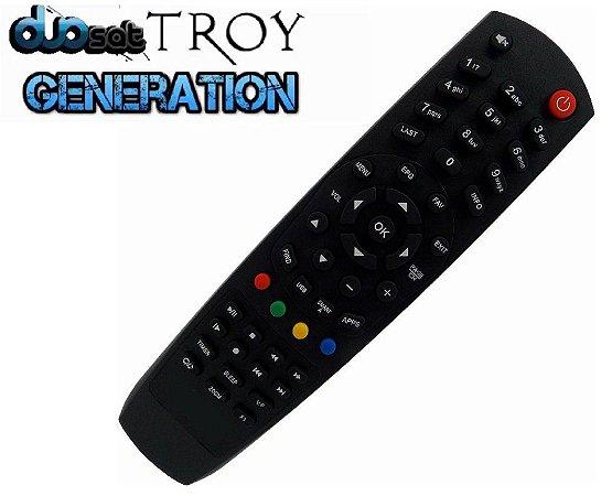 Controle Remoto DuoSat Troy Generation