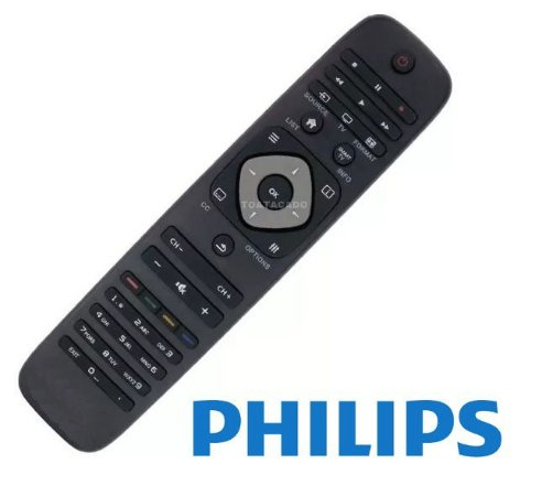 Controle Remoto P/ Tv Led Philips LED / Smart