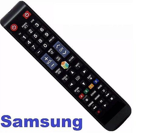 Controle Remoto TV  Samsung Smart TV Led Similar com  AA59-00588A