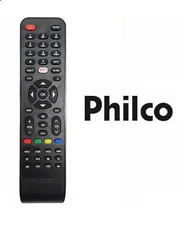 Controle Remoto Philco Smart 3D com Botão Netflix