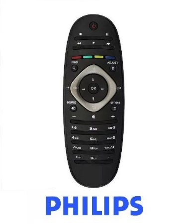Controle Philips Tv Lcd / Led