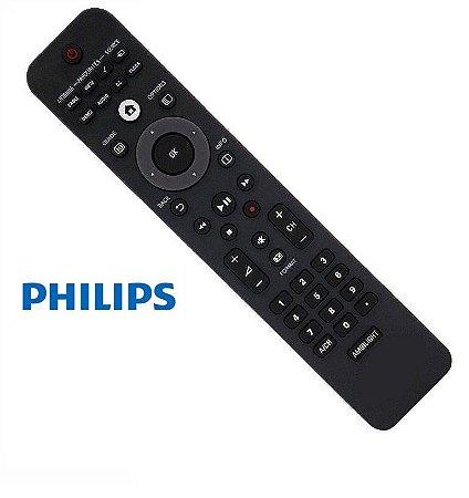 Controle Remoto TV Philips Lcd Led Ambilight