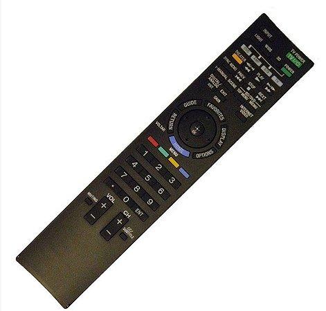 Controle Remoto Sony Bravia RM-YD044 - KDL-40NX715 / XBR-52HX905