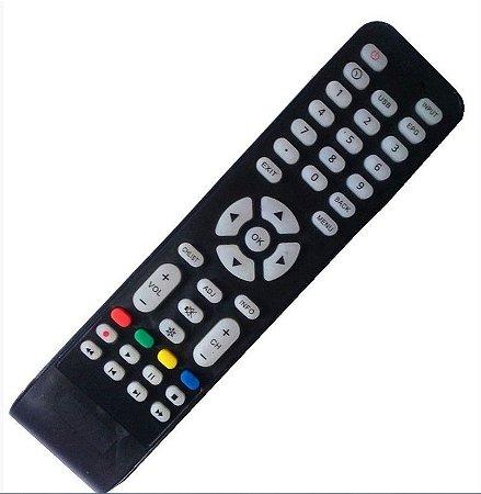 Controle Remoto Tv Aoc Le40d1452 - Le43d1452 - Le48d1452 ATF-8014
