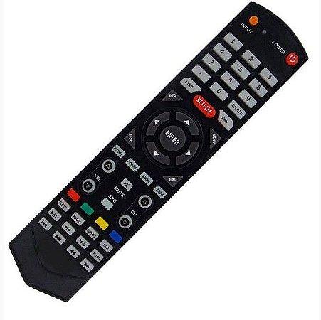 Controle Remoto Lcd Toshiba LE7011