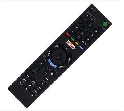 Controle Remoto TV Sony Bravia RMT-TX1028 com Netflix SKY-8055