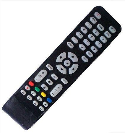 Controle Remoto Aoc Serve Todos Modelos Tv Led Lcd SKY-8050