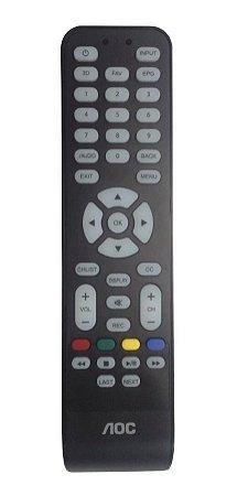 Controle Remoto TV LED AOC CR4304