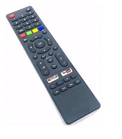 Philco Netflix pra TV Philco com teclas  Netflix e Youtube