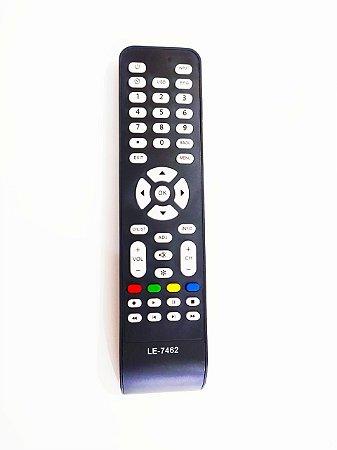 Controle Remoto Tv Led Aoc RC1994511 / LE32D1452 / LE40D1452 / LE43D1452 / LE48D1452 / LE50D1452