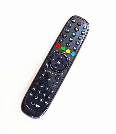 Controle Remoto Smart TV AOC M98tr2012tda / LE32d1440 / LE39d1440 / LE40D1442