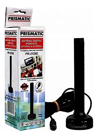 Antena digital Portátil interna e externa