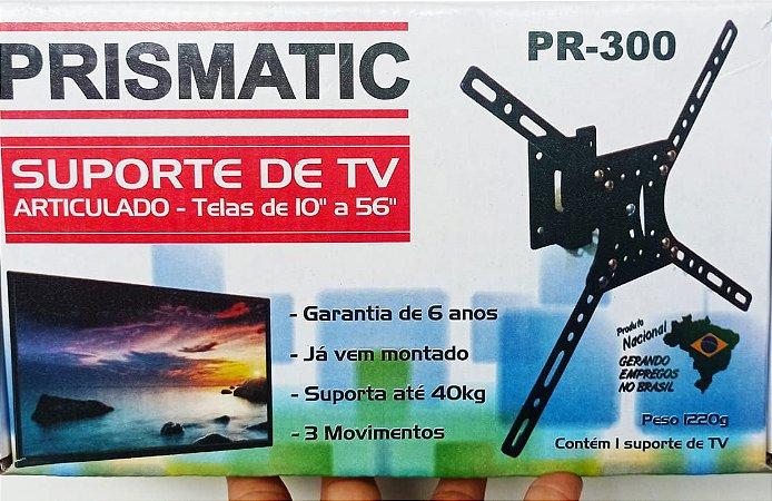 Suporte Articulado Prismatic P/Tv Led 10'' A 56'' Polegadas