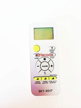 Controle Remoto Ar Split Consul Bem Estar W10834938