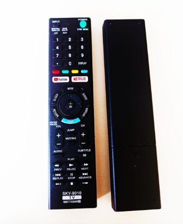 Controle Remoto Tv Lcd /led Sony Rmt-tx300b Com Youtube