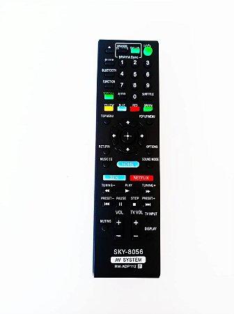 Controle Home Theater Sony Bdv-e190 / Bdv-e280 / Bdv-e290