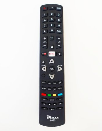 Controle Remoto TV Semp TCL Smart Netflix / Youtube Ct-8505