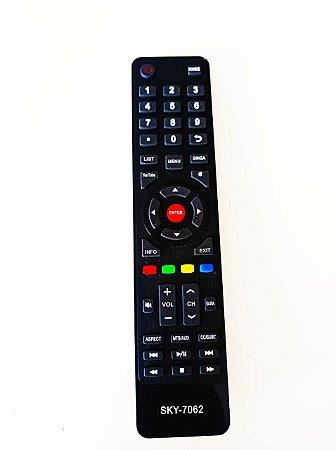 Controle Remoto Para Tv Philco  Ph48s61g Youtube Smart Tv