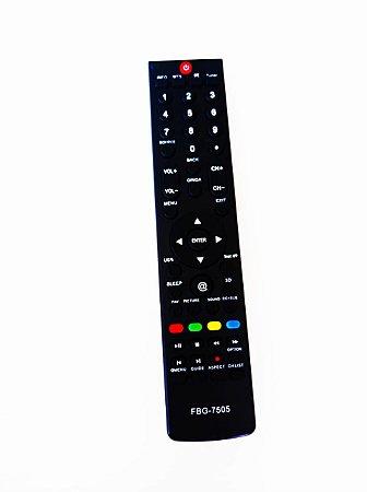 Controle Remoto TV Philco Smart 3D Led Plasma PH32C20DSG / PH43C21P / PH50A30PSG