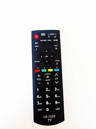 Controle Remoto TV LCD / LED Panasonic Viera TNQ2B3901 / TC-L39EM6B / TC-40C400B / TC-32D400B / TC-32D400B