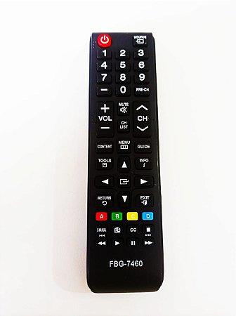Controle Remoto TV LCD / LED Samsung AA59-00605A