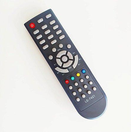 Controle Remoto NetLine Smart X100 - X45n X65 X95 Hd X99 Hd