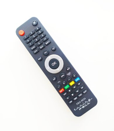 Controle Remoto Duosat Tuning P911 Full HD
