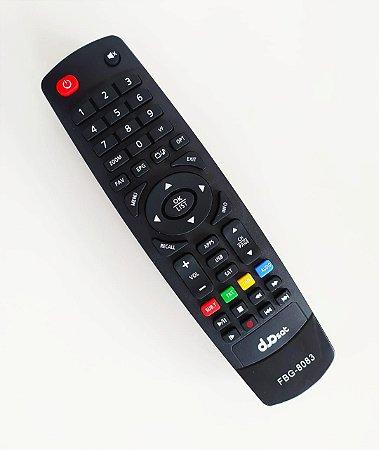 Controle Remoto Receptor Duosat Wave HD/ Next Lite/ Troy S/ Maxx/ Switch On/ NEXT FX