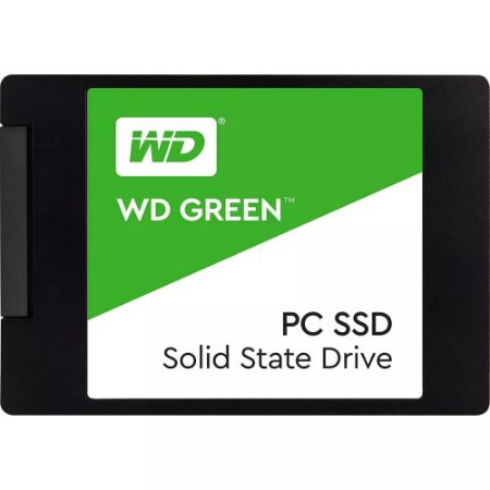 "SSD Western Digital 120GB Sata III- 2,5"""